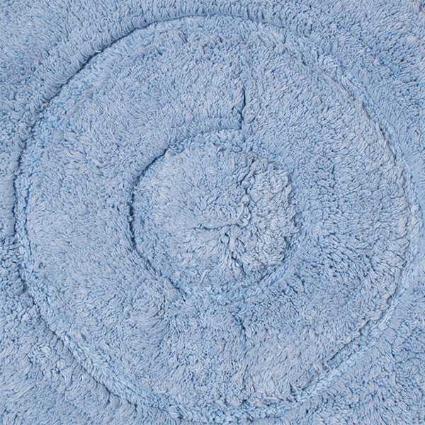 Коврик Голубой Кашемир 70x120 см