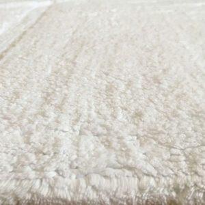 Коврик Белая полоска 50x80 см